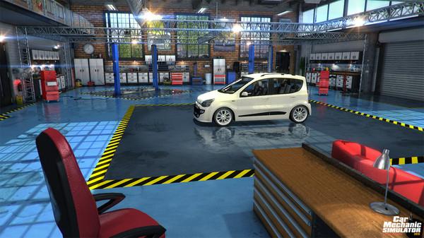 Скриншот №9 к Car Mechanic Simulator 2015
