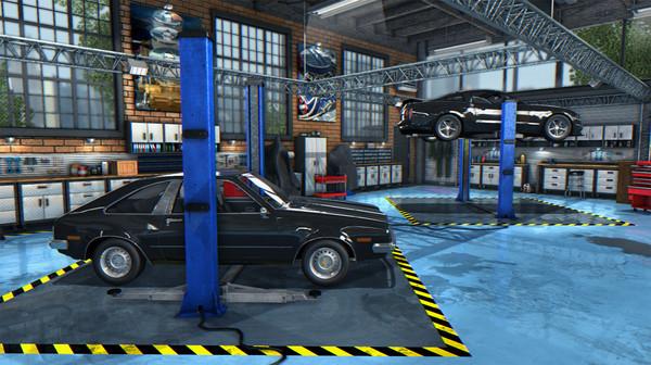 Скриншот №2 к Car Mechanic Simulator 2015