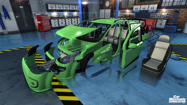Скриншот №5 к Car Mechanic Simulator 2015