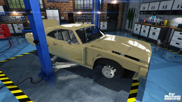 Скриншот №7 к Car Mechanic Simulator 2015