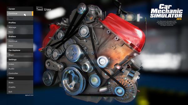 Скриншот №3 к Car Mechanic Simulator 2015