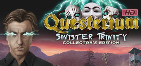 Questerium: Sinister Trinity HD Collector's Edition