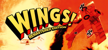 Wings! Remastered Edition Cover Image