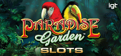 IGT Slots Paradise Garden Cover Image