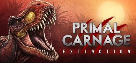 Primal Carnage: Extinction Cover Image