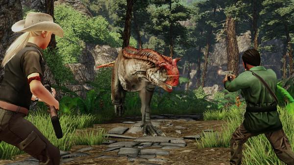 Primal Carnage: Extinction скриншот