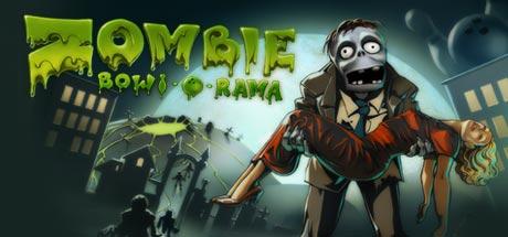 Zombie Bowl-o-Rama Cover Image