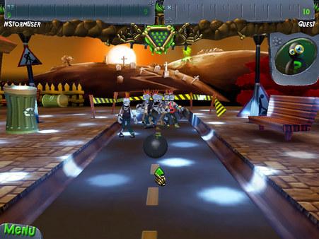 скриншот Zombie Bowl-o-Rama 3