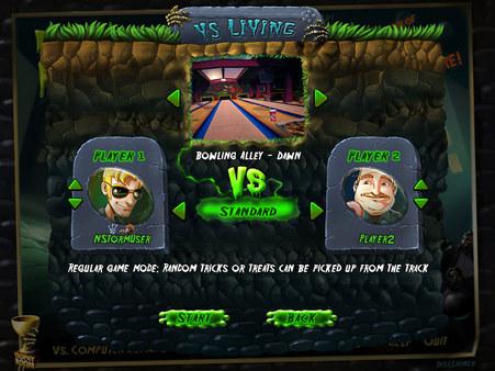скриншот Zombie Bowl-o-Rama 1