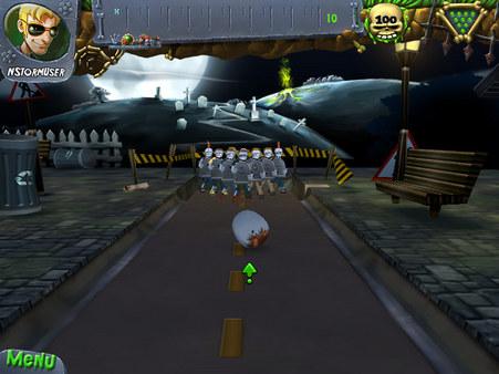 скриншот Zombie Bowl-o-Rama 4