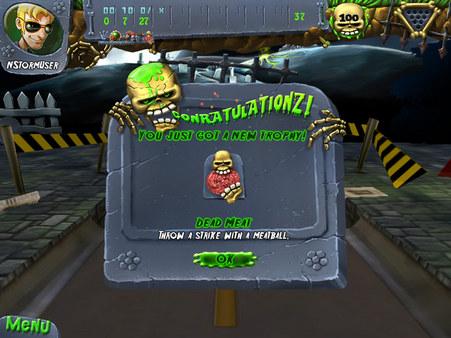 скриншот Zombie Bowl-o-Rama 5