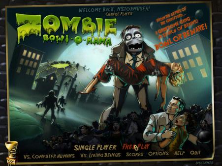 скриншот Zombie Bowl-o-Rama 0