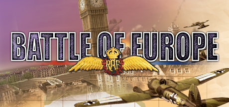 Battle Of Europe Cover Image