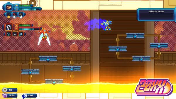 скриншот 20XX 1