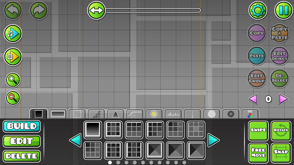 Скриншот №9 к Geometry Dash