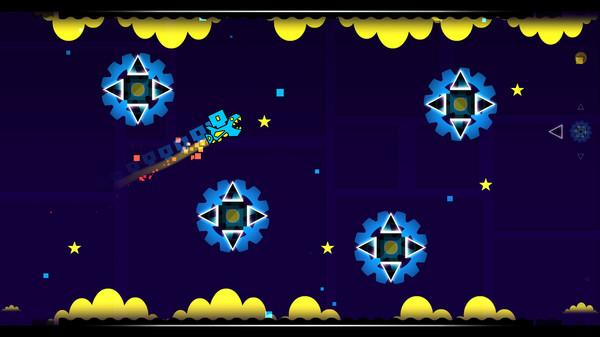 Скриншот №7 к Geometry Dash