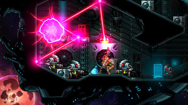 Скриншот №7 к SteamWorld Heist