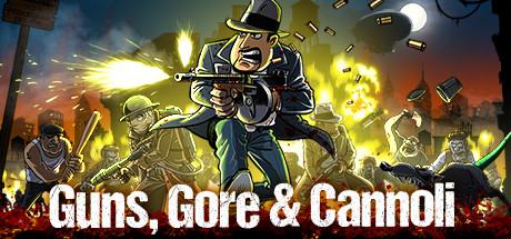Guns, Gore & Cannoli Cover Image