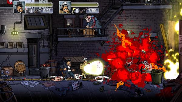 Скриншот №9 к Guns Gore  Cannoli