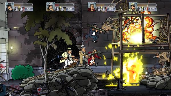 Скриншот №5 к Guns Gore  Cannoli