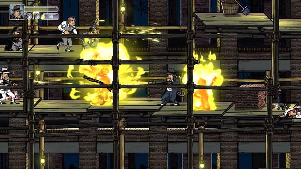 Скриншот №7 к Guns Gore  Cannoli