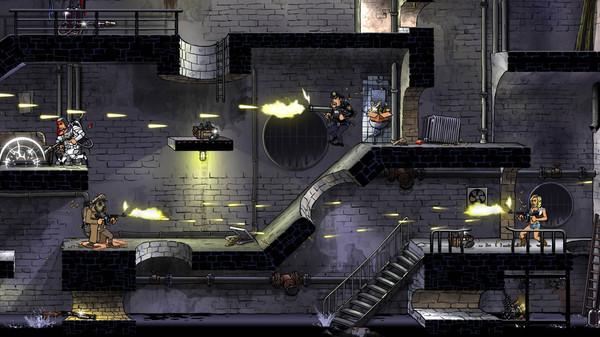 Скриншот №8 к Guns Gore  Cannoli