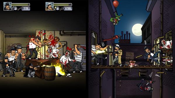 Скриншот №2 к Guns Gore  Cannoli
