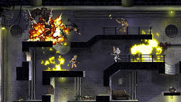 Скриншот №3 к Guns Gore  Cannoli