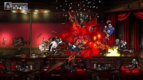 Скриншот №4 к Guns Gore  Cannoli