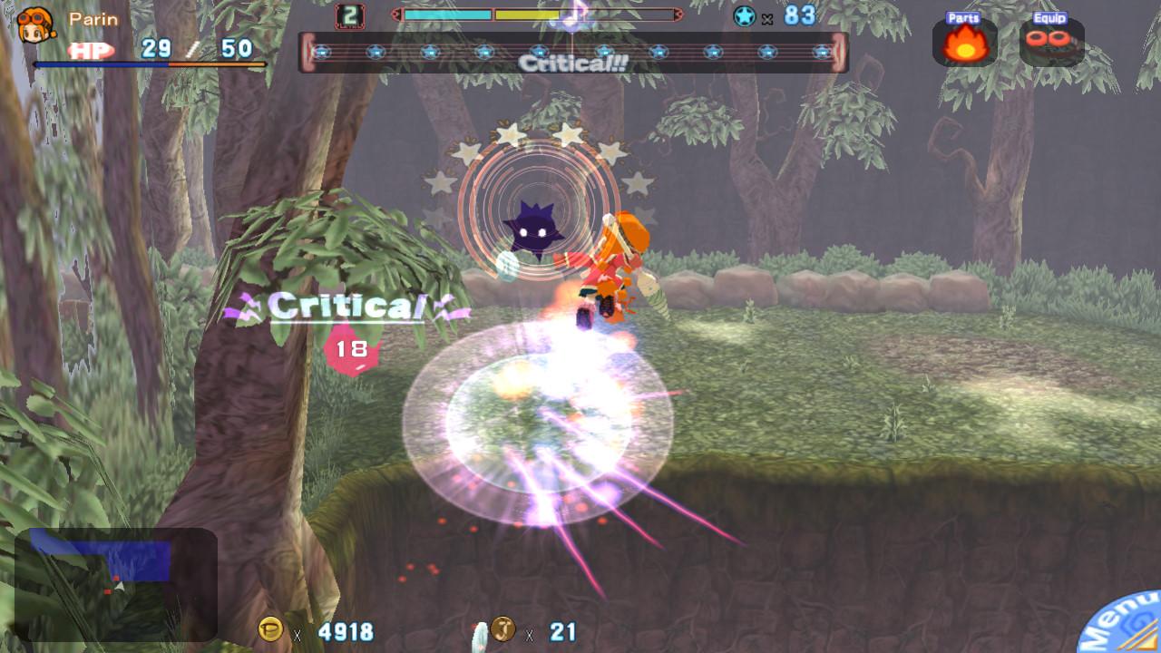 Gurumin: A Monstrous Adventure screenshot 2
