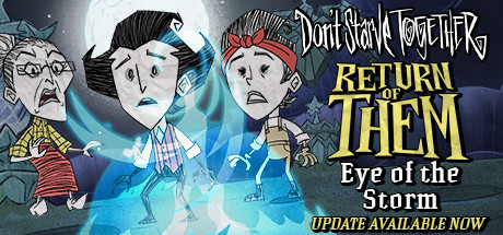 Don't Starve Together Cover Image