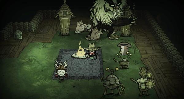 Don't Starve Together скриншот