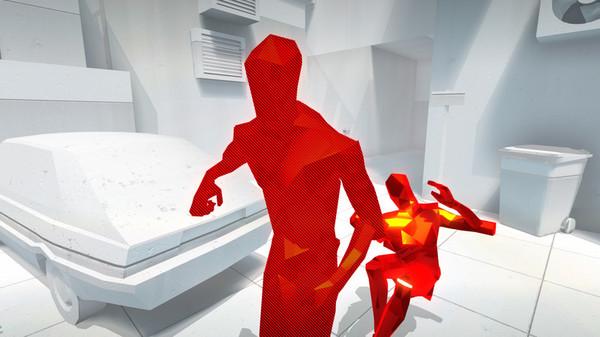 SUPERHOT скриншот