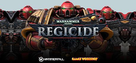Warhammer 40,000: Regicide Cover Image