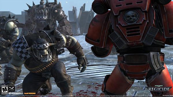 Warhammer 40,000: Regicide скриншот