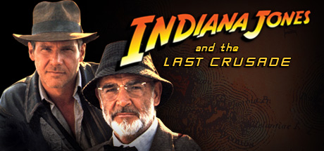 Indiana Jones® and the Last Crusade™ Cover Image