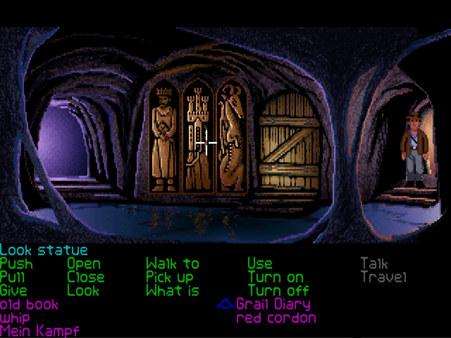 Indiana Jones and the Last Crusade скриншот