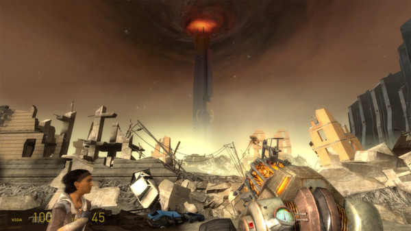 Скриншот №1 к Half-Life 2 Episode One Soundtrack