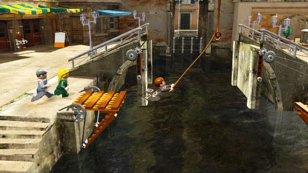Скриншот №1 к LEGO® Indiana Jones™ The Original Adventures