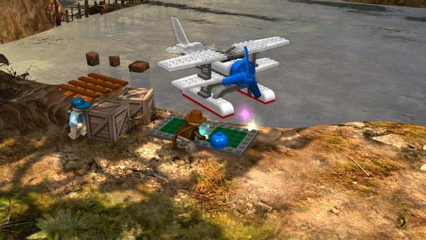 Скриншот №2 к LEGO® Indiana Jones™ The Original Adventures