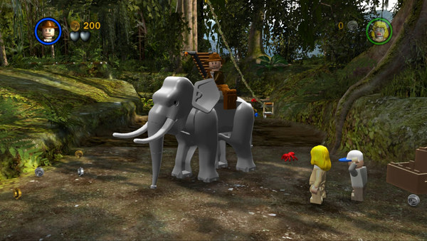 Скриншот №5 к LEGO® Indiana Jones™ The Original Adventures