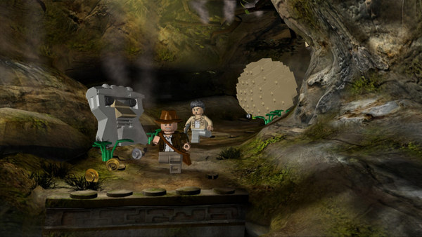 Скриншот №6 к LEGO® Indiana Jones™ The Original Adventures