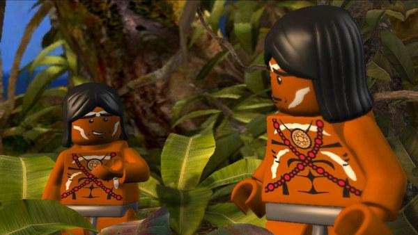 Скриншот №7 к LEGO® Indiana Jones™ The Original Adventures