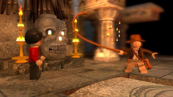Скриншот №8 к LEGO® Indiana Jones™ The Original Adventures