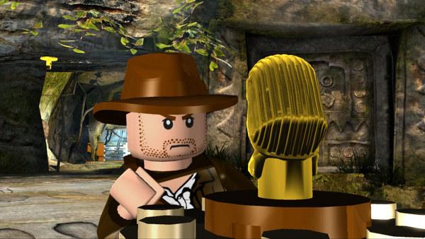 Скриншот №9 к LEGO® Indiana Jones™ The Original Adventures