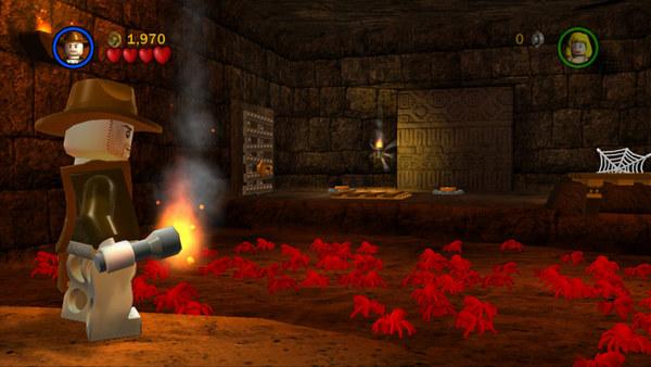 Скриншот №10 к LEGO® Indiana Jones™ The Original Adventures