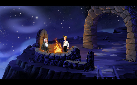 Screenshot of The Secret of Monkey Island: Special Edition