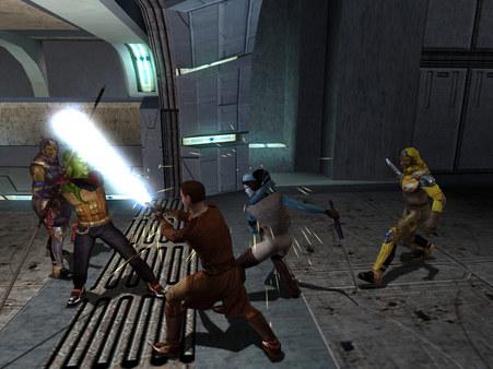 Скриншот №2 к STAR WARS™ - Knights of the Old Republic™