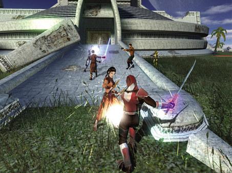Скриншот №3 к STAR WARS™ - Knights of the Old Republic™