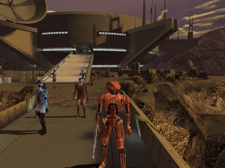 STAR WARS - Knights of the Old Republic (SW KOTOR) скриншот